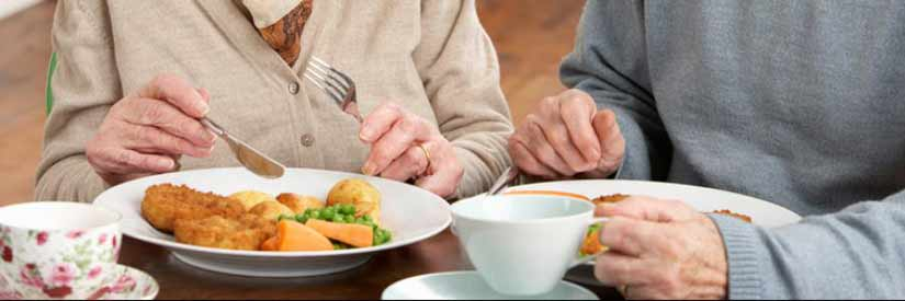 Dementia: Importance Of Good Nutrition